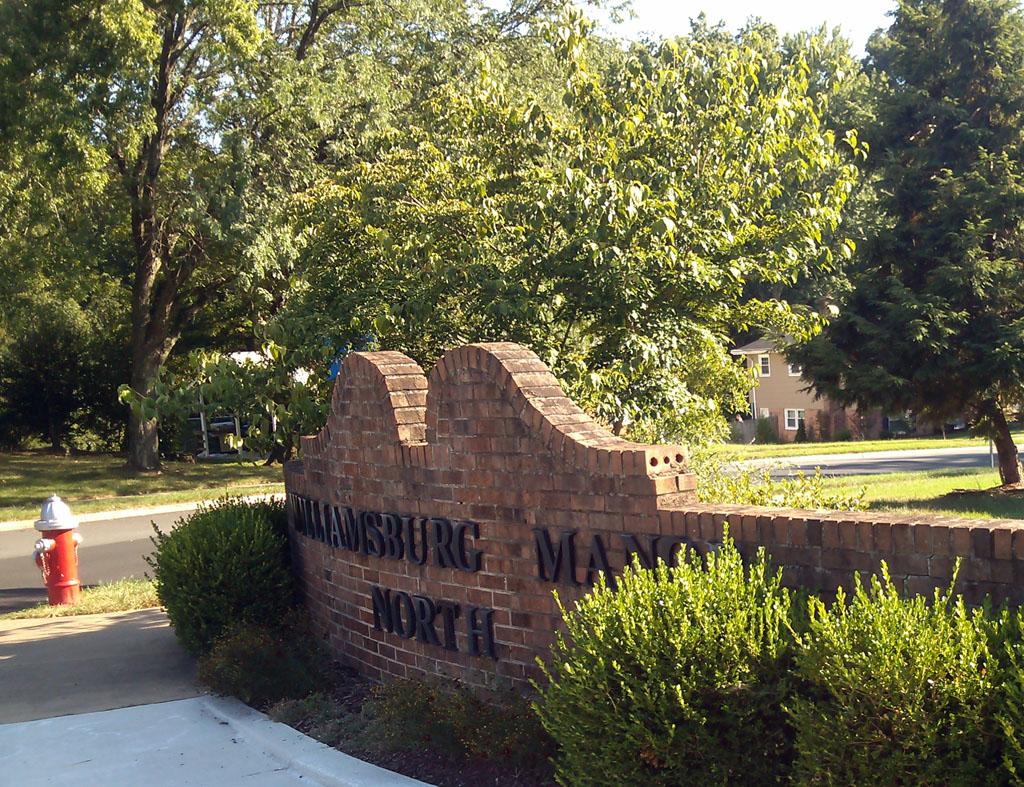 Williamsburg Manor North is near Colonel John R. Buyers Park