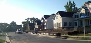 Builders new construction Bishop Crest Court