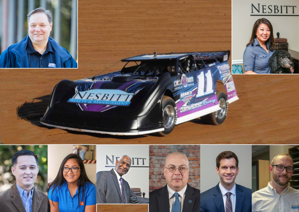 Nesbitt Realty racing