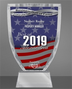 Best of Alexandria Award